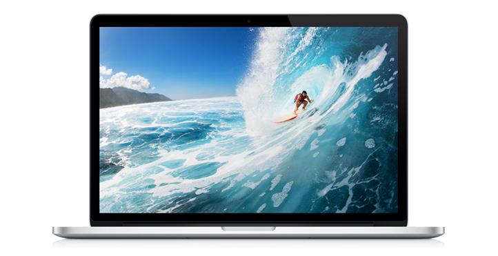 Réparation de Macbook Pro